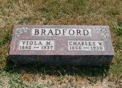 Violet Millicent Viola <i>Stauffer</i> Bradford