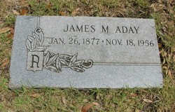 James Marion Aday