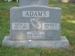 Mark Daniel Adams, Jr
