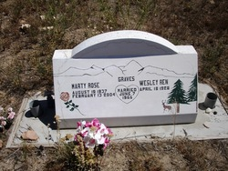 Mauricia Rose Marty <i>Schaff</i> Graves