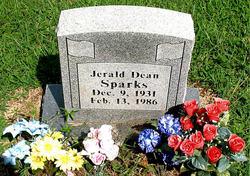 Jerald Dean Sparks