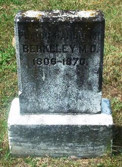 Dr Peyton Randolph Berkeley