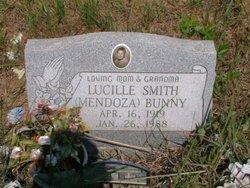 Lucile <i>Smith Mendoza</i> Bunny