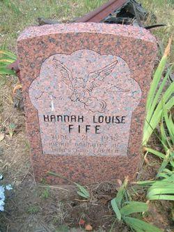 Hannah Louise Fife