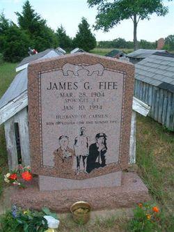 James G. Fife