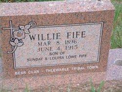 Willie Fife