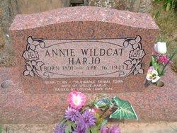 Annie <i>Wildcat</i> Harjo