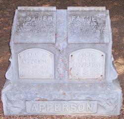 Mary Catherine <i>Gray</i> Apperson