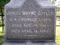 James Wayne Cuyler