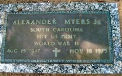 Alexander Myers, Jr