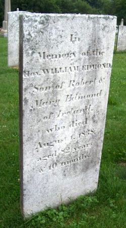 William Edmond