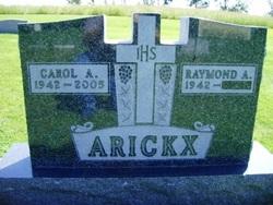 Carol Ann <i>White</i> Arickx