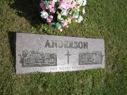 Ida Martina Nickolina <i>Ness</i> Anderson