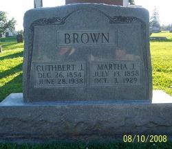 Cuthbert Jewell Brown
