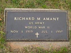 Richard M. Amant