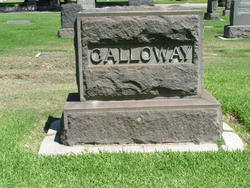 Josephine Pettibone <i>Johnson</i> Galloway