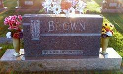 Cleda Lois <i>Huff</i> Brown