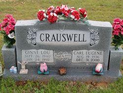 Ginni Lou <i>Preston</i> Crauswell
