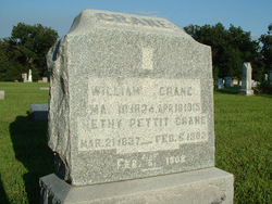 Hethy Frances <i>Pettit</i> Crane