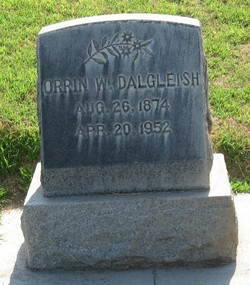 Orrin W Dalgleish