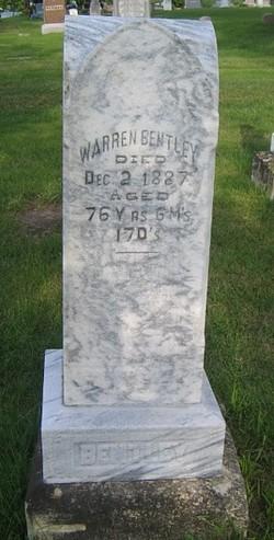 Warren Bentley