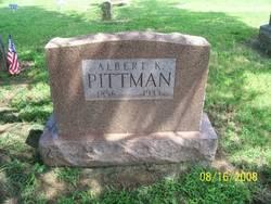 Albert K Pittman