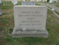 Caroline Swain <i>Kelley</i> Akin