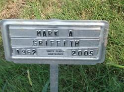 Rev Mark Aaron Griffith