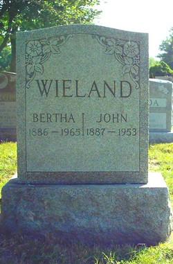 Bertha Wieland