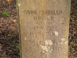 Ann Isabella <i>Huger</i> Harleston