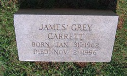 James Grey Garrett