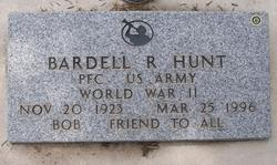Bardell R Hunt