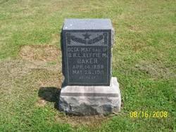 Octa May Baker