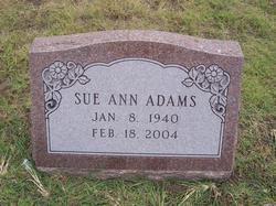 Sue Ann Adams