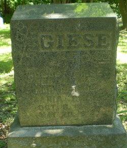 Maria <i>Peters</i> Giese