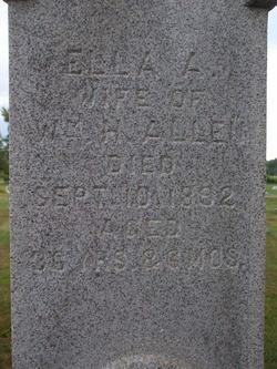 Ella A. Allen