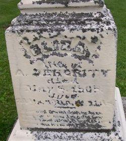 Eliza Dehority