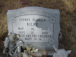 Sydney Isabella Bilby