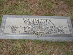 Lucy Dean <i>Wham</i> Van Meter