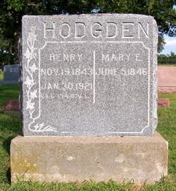 Henry Hodgden