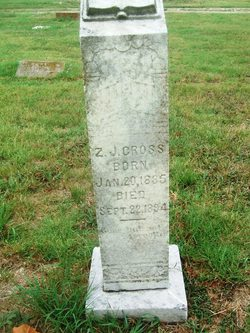 Zachariah Jackson Penn Cross
