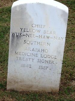 Chief Yellow Bear