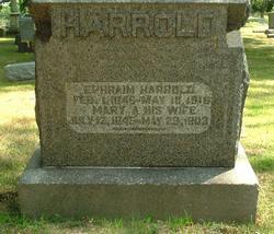 Mary Ann <i>Yarian</i> Harrold