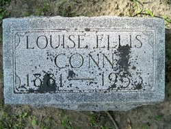Louise <i>Ellis Burkhardt Mackessy</i> Conn