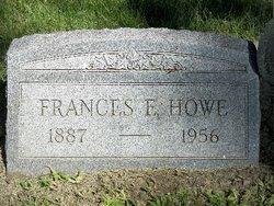 Frances Emma <i>Ellis Richeson Linn</i> Howe