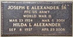 Hilda L. <i>Wesley</i> Alexander