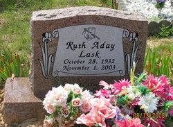 Ruth <i>Aday</i> Lask