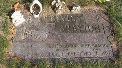 Edith <i>Brayton</i> Bevins