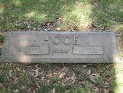 John Henry Hooe, Sr