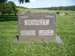 Samantha <i>Fly</i> Bennett
